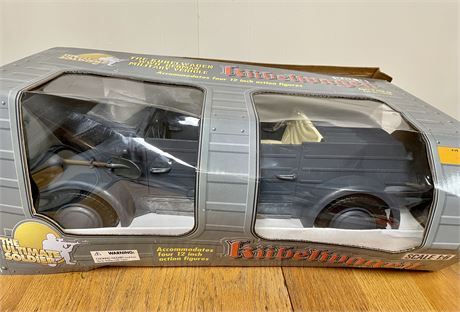 Ultimate Soldier WWII German Kubelwagen 1:6, In Original Box 21st Century Toys