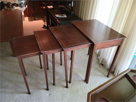 Nesting Tables - Set of 4