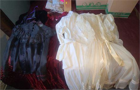 Vintage Ladies Clothes Lot