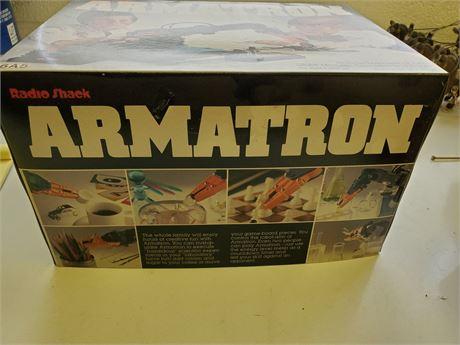 Vintage Radio Shack Armatron Mechanical Arm