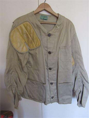 Rare 1940s Shooting Jacket, Men's L
