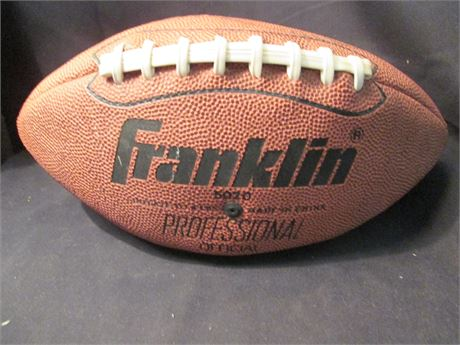 New Franklin Grip Rite Professional Practice teaching Football #13