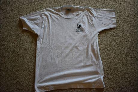 Unisex POW-MIA Size L Tshirt