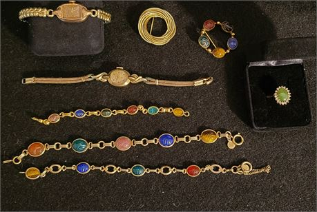 Gold Filled Jewelry Lot
