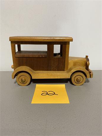 Vintage Handmade Truck