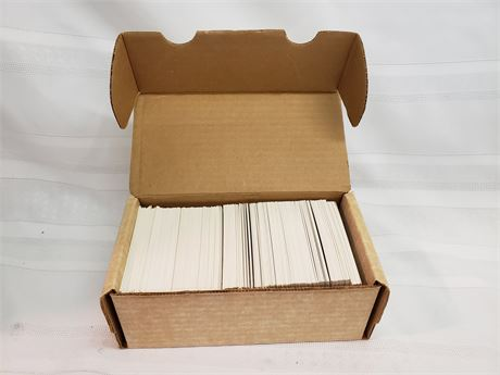 1993 Upper Deck Box of Cards