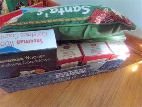 Holiday Box - Variety of Items