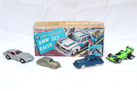 Radio Shack BMW and Other Toy Cars