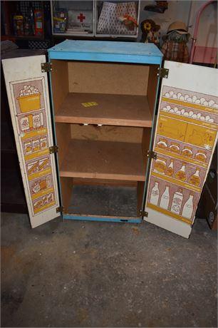 Kitchen Playset Refrigerator