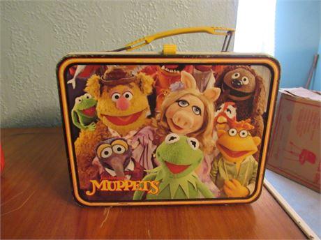 Vintage Muppets Lunchbox