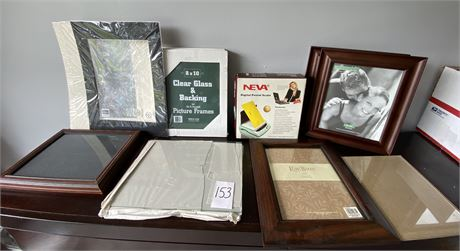 Materials for Reseller's Lot