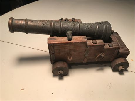 Scale Model Cannon #2