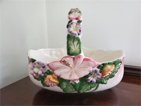 Vintage Portugal Porcelain Bowl