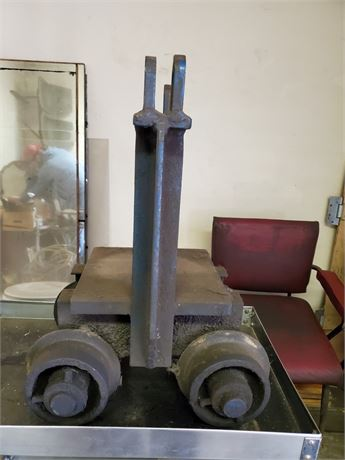 Industrial Metal Trolley