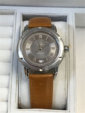 Gevril Automatic Men's Wristwatch - like new in original box