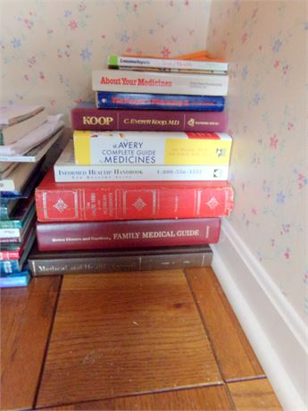 Medical and Health Books