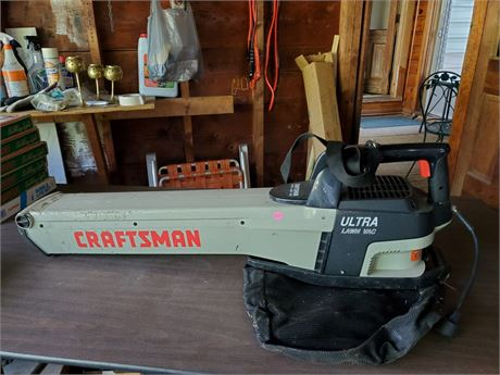 Craftsman Ultra Lawn Vac