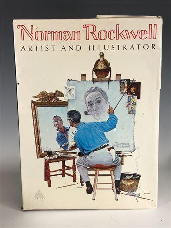 Leonardo Davinci, Rembrandt, Norman Rockwell Books