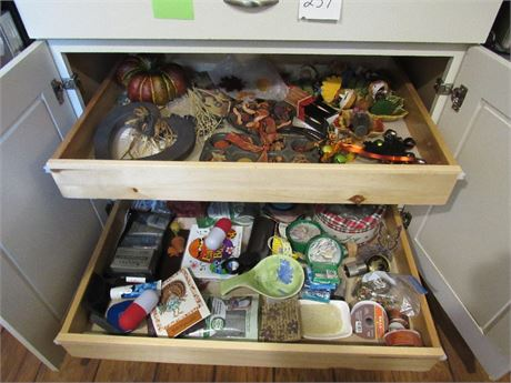 Kitchen Drawer Clean Out 2