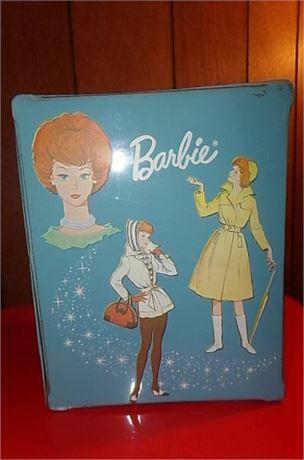 Antique Barbie Doll Case