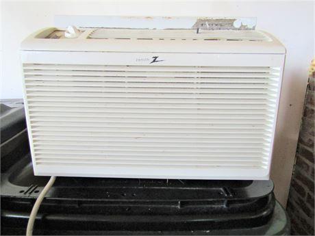 Zenith Window Air Conditioning Unit