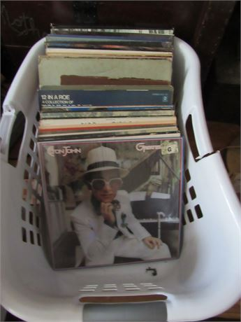 Large Record Lot