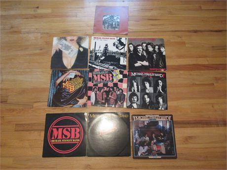 Michael Stanley Record Lot