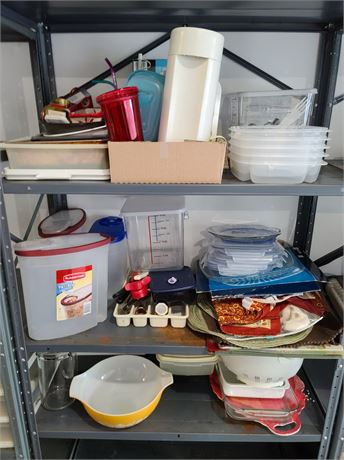 Kitchenware Cleanout