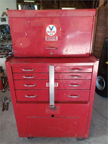 Duplex tool box