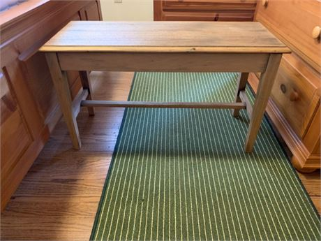 Storage Coffee Table / Bench