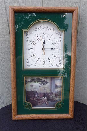 Fisherman's Clock