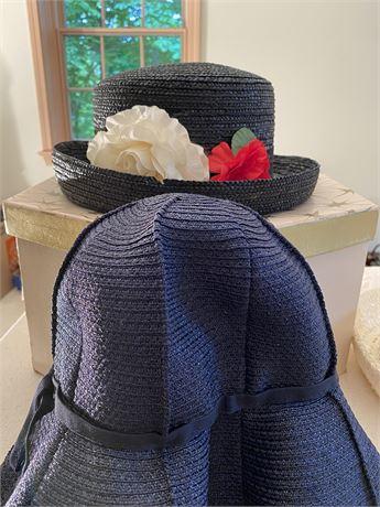 Vintage Ladies Hats