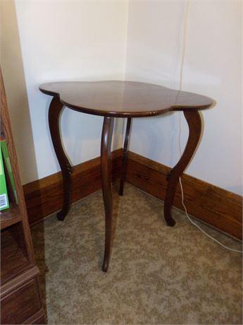 Decorative 4 Legged Table