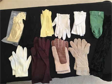 Ladies Dress Gloves