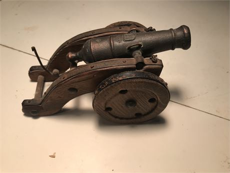 Scale Model Cannon #1