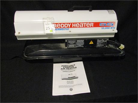 Ready Brand Torpedo Heater