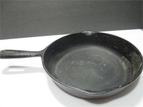 """Vintage Cast Iron Number 1 """"  Korea  Frying Pan Skillet"""