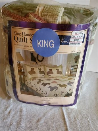 Another King Sized Quilt Set