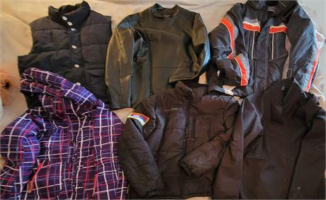 Men's & Women Coats