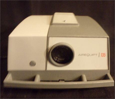 Airequipt slide projector