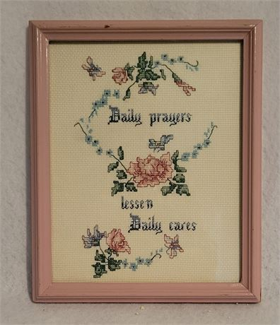 Vintage Cross-Stitch