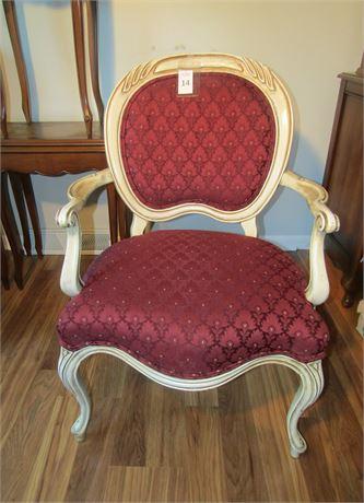 Antique Gentleman's Arm Chair