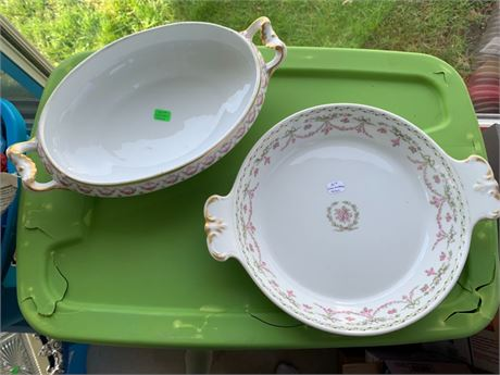 The Cowell & Hubbard Dishes