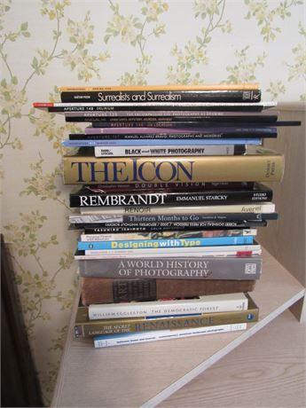 Art & Photography Books