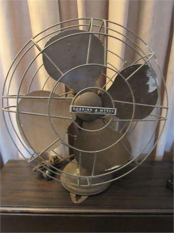 Robbins & Myers Fan