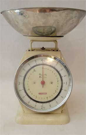 Vintage Typhoon Kitchen Scale