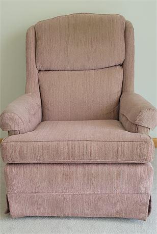 Swivel Arm Chair #1