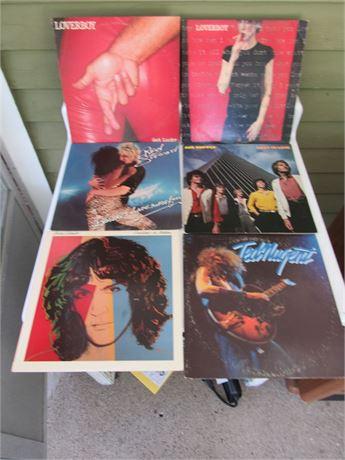 Rock Record Lot: Loverboy
