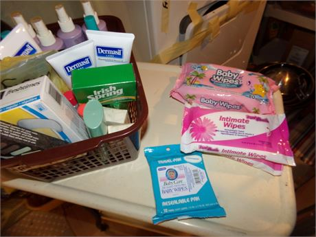 Variety of Health Care Products