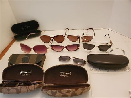 Designer Sunglass Cases